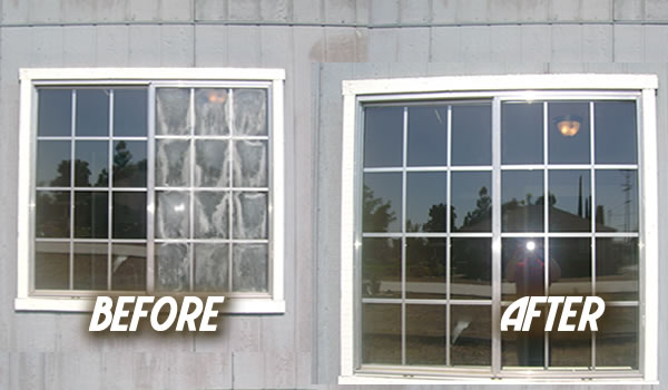 Glass replacement windows